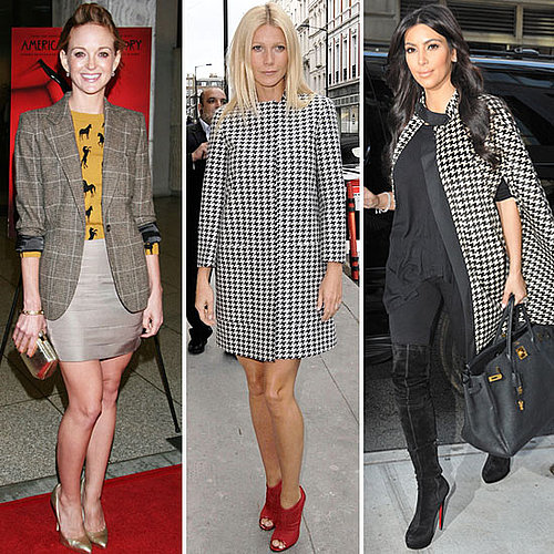Houndstooth Trend Fall 2011