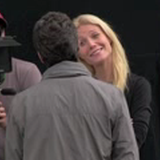 Gwyneth Paltrow Filming Thanks for Sharing on NYC Set (Video)