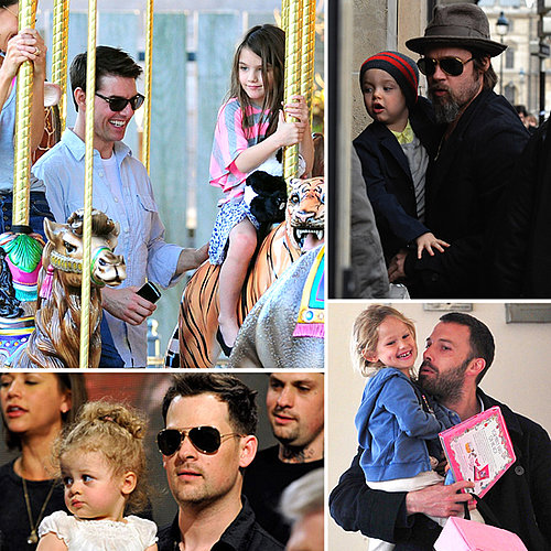 Pictures of Celebrity Dads and Their Daughters