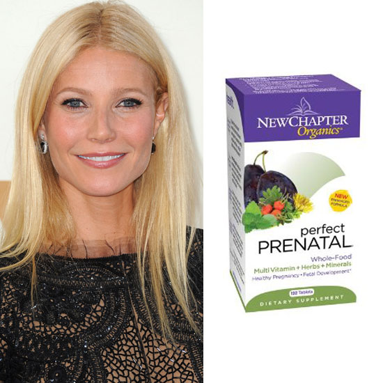 Gwyneth Paltrow Takes Prenatal Vitamins To Keep Her Hair Healthy