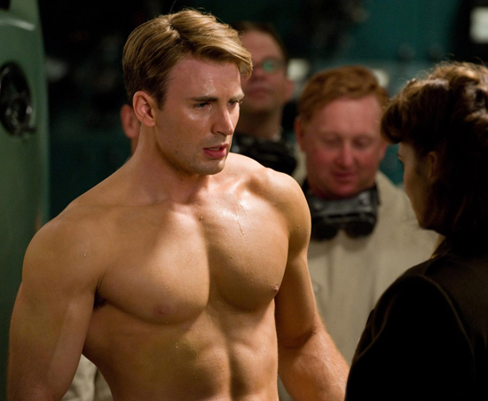 Captain America, Chris Evans