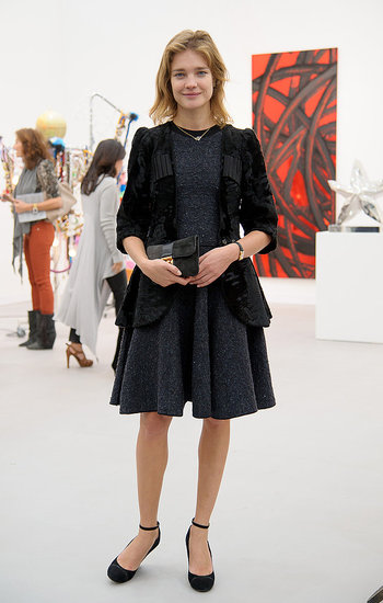 Fashion Descends on London For the Frieze Art Fair