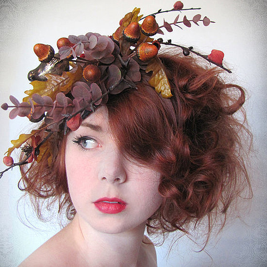 The Prettiest Floral Fascinators on Etsy