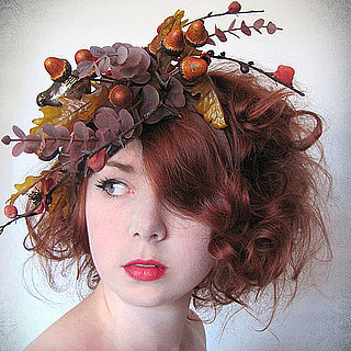 Fall Hair Fascinators From Etsy