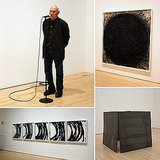 Richard Serra Drawing Exhibit at SFMOMA (Pictures)
