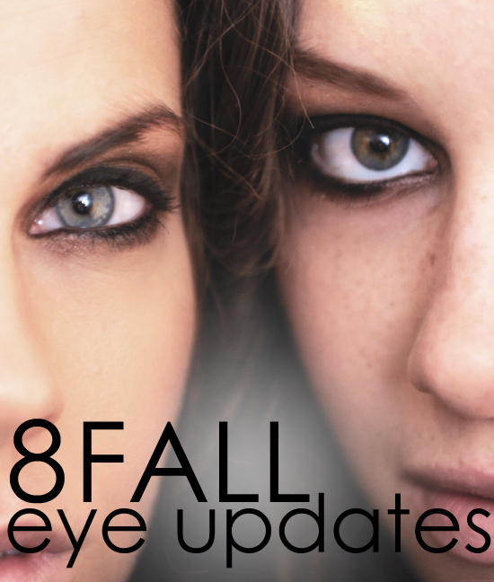 Fall 2011 Eye Makeup Trends