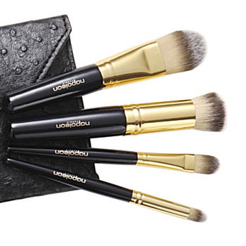 Napoleon Perdis Luxe Basics Brush Collection