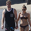 Miley Cyrus Bikini Pictures in Malibu