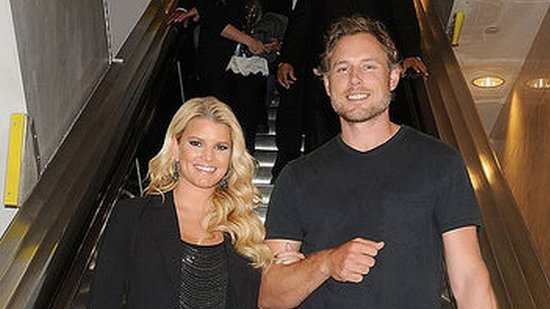 Video: Jessica Simpson Stays Mum on Pregnancy Rumors but Has a History of Baby Talk
