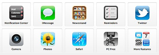 iOS 5 Comes to the iPhone