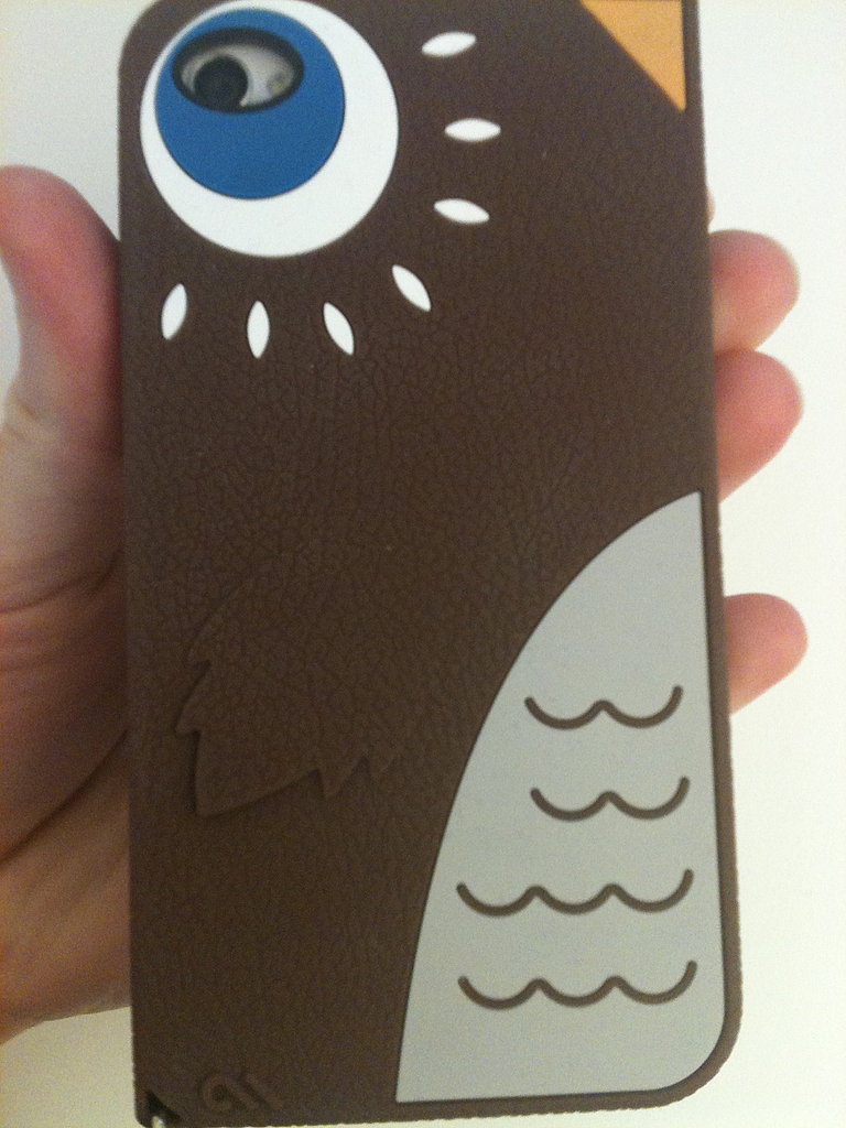 My Cute New Owl Case Mate Cover