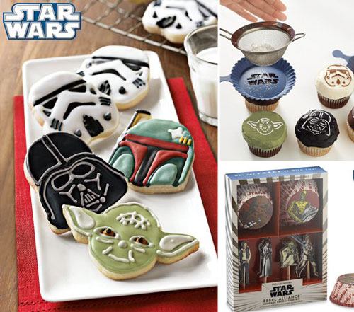 Simple Star Wars Treats