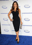 Sofia Vergara looked beautiful in an LBD.