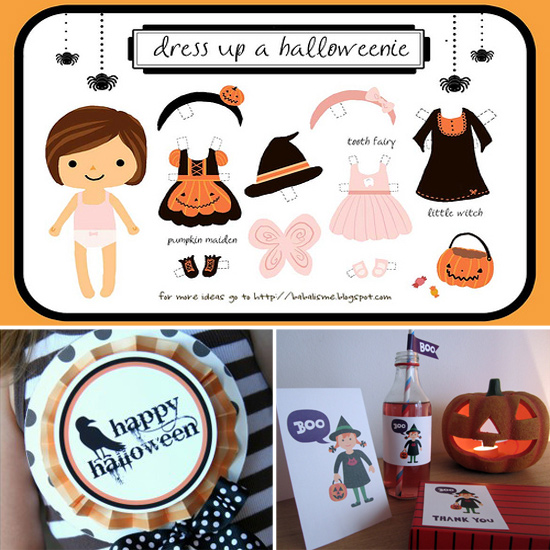 Ready, Set, Print! 10 Last-Minute (and Free!) Halloween Printables
