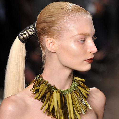 Horsey Tails From Donna Karan