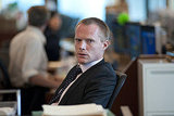 Paul Bettany in Margin Call.  Photo courtesy of Roadside Attractions