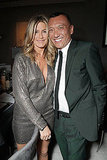 Jennifer Aniston and Joe Zee hung out at an event for Elle in LA.