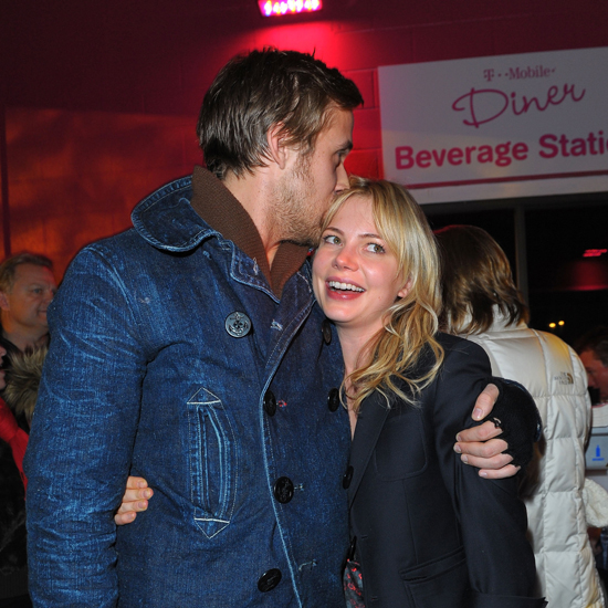 Blue Valentine costars Ryan and Michelle shared many a sweet moment during the film's press and red carpet events. And even though they made an adorable couple, they've always been just friends.