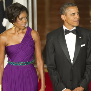 Michelle Obama South Korea State Dinner