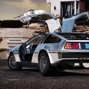 DeLorean Returns to Production in 2013