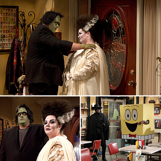 See Emmy Winner Melissa McCarthy in Full Halloween Garb!