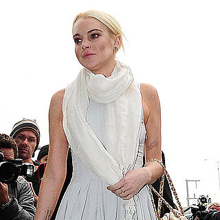 Lindsay Lohan Detained For Probation Violations