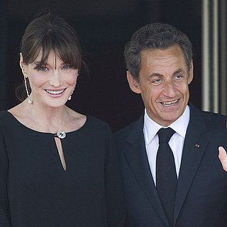 Carla Bruni and Nicolas Sarkozy Welcome Daughter