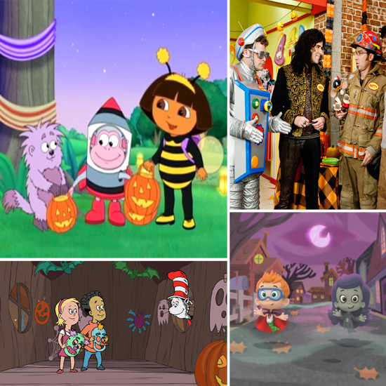 Special Halloween Episodes For Kids