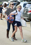 Reese Witherspoon and Ava Phillippe left a park in LA.