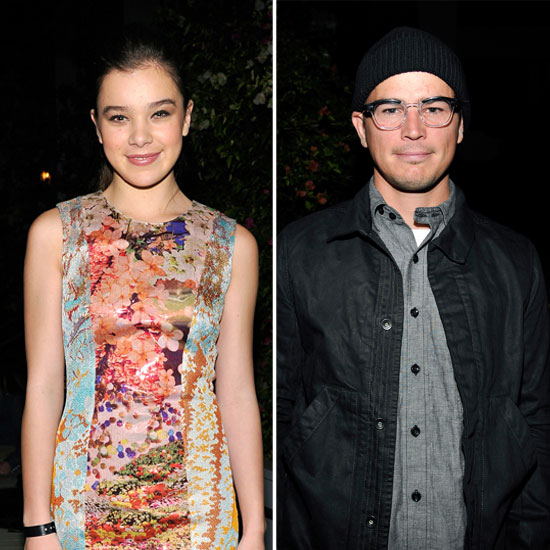 Josh Hartnett and Hailee Steinfeld Toast British Style With Vogue
