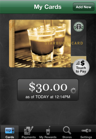 Starbucks Card Mobile (Free)