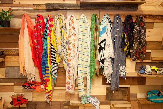 Madewell Spring &#039;12 Collection