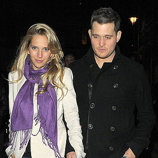 Michael Buble and Luisana Lopilato in London Pictures