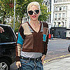 Gwen Stefani and Kingston in London Pictures