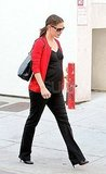 Jennifer Garner out in LA.