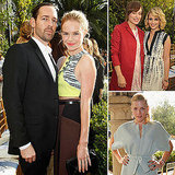 Kate Bosworth Does a Fashionable Day Date With Her Man Michael Polish, Olivia Wilde, and Busy Philipps