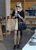 Reese Witherspoon shopped for home goods at Heath Ceramics.