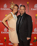 2010: Natalie Tricarico and George Calombaris