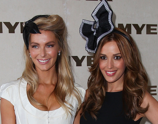 Photos: Glamorous 2011 Derby Derby Beauty Looks