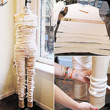 How to Make an Easy Mummy Halloween Costume