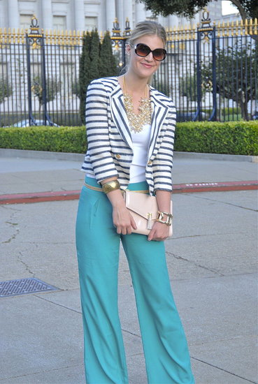 Colored Trousers