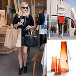 Reese Witherspoon at Heath Ceramics in LA (Pictures)