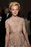 Elle Fanning went retro for the 2011 Hollywood Film Awards.