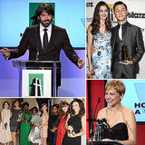 Ben Affleck, Anne Hathaway, George Clooney, and More Take Hollywood Film Awards Stage