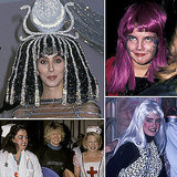 Hollywood Women Inspire in Costumes From Halloweens Past