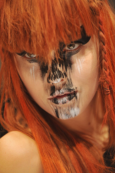 Halloween Makeup Ideas Stolen Straight From the Runway