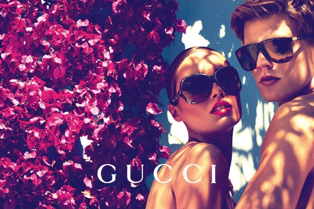 Gucci Resort 2012 Campaign