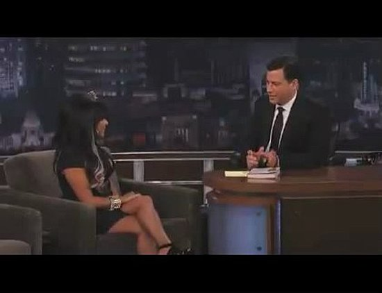 Watch: Beavis and Butthead Interview Snooki on Jimmy Kimmel