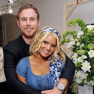 Jessica Simpson and Eric Johnson Pregnancy Pictures