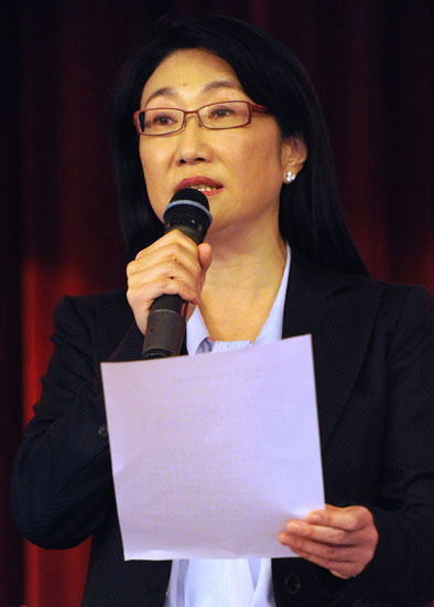 Cher Wang, Cofounder and Chairperson, HTC